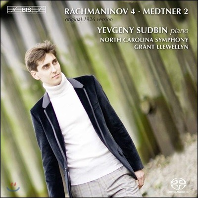 Yevgeny Sudbin 라흐마니노프: / 니콜라이 메트너: 피아노 협주곡 (Rachmaninov / Nicolai Medtner: Piano Concertos)