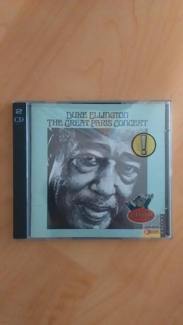The Great Paris Concert(2CD-듀크 엘링턴 Duke Ellington)