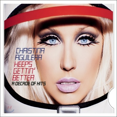 Christina Aguilera - Keeps Gettin' Better: A Decade Of Hits (Disc Box Sliders Series Vol.5)