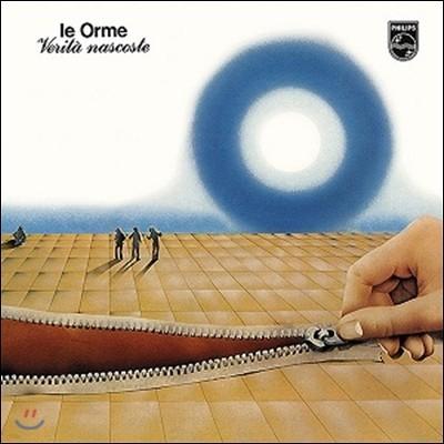 Le Orme (레 오르메) - Verita Nascoste [터키 컬러 LP]