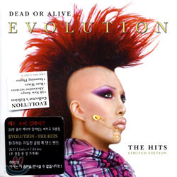 Dead Or Alive - Evolution: The Hits (Limited Edition)