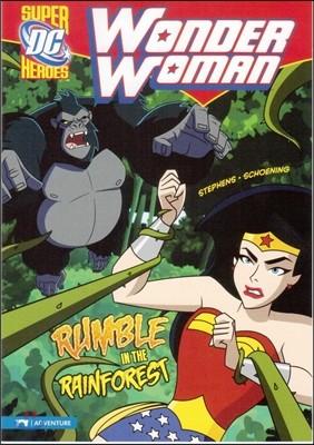 Capstone Heroes(Wonder Woman) : Rumble in the Rainforest