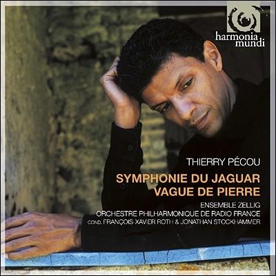 Francois-Xavier Roth 티에리 페코: 재규어 교향곡 (Thierry Pecou: Symphonie du Jaguar)