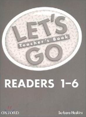Let's Go Readers 1-6 : Teacher's Book