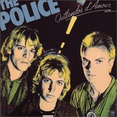 Police - Outlandos D'amour (Japanese Paper Sleeve)