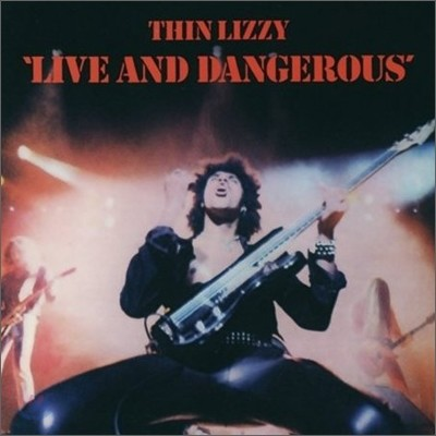 Thin Lizzy - Live And Dangerous (Japanese Paper Sleeve)