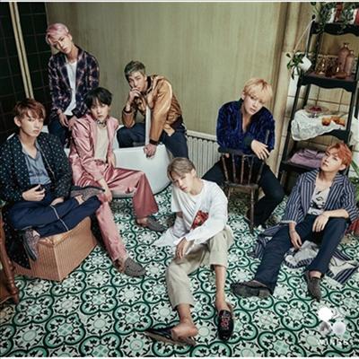 방탄소년단 (BTS) - Wings (CD+DVD)
