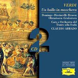 Claudio Abbado 베르디 : 가면 무도회 (Verdi : Un Ballo In Maschera)
