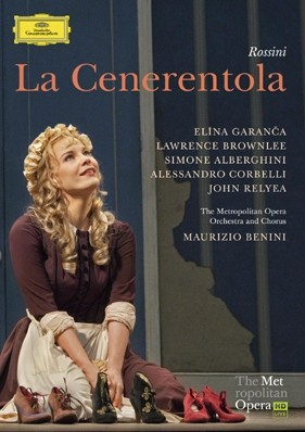 Elina Garanca 로시니: 신데렐라 [라 체네렌톨라] - 엘리나 가란차 (Rossini: La Cenerentola)