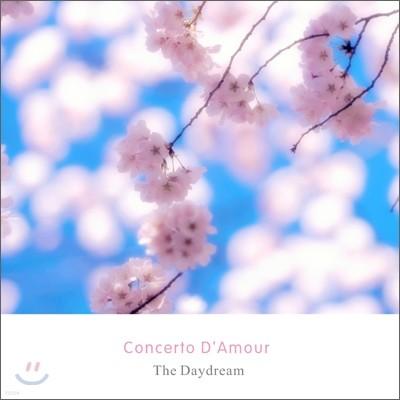 The Daydream (데이드림) 5집 - Concerto D'Amour (콘체르토 다모르)