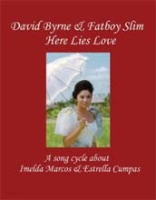 David Byrne & Fatboy Slim - Here Lies Love (Deluxe Book Edition)