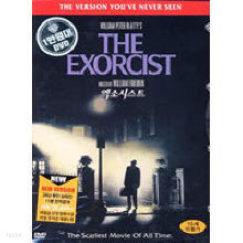 [DVD] The Exorcist : The Version You've Never Seen - 엑소시스트 (스냅케이스)