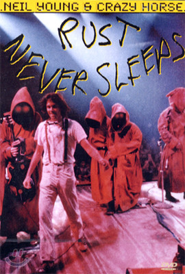 Neil Young - Crazy Horse Rust Never Sleeps