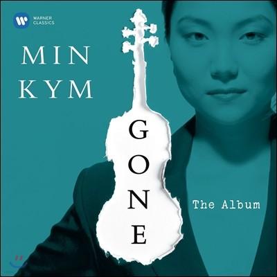 김민진 (Min Kym) - 엘가 / 마스네 / 파가니니 / 생상스 / 랄로: 바이올린 작품집 (Gone The Album - Elgar / Massenet / Paganini / Saint-Saens / Lalo / Chausson)