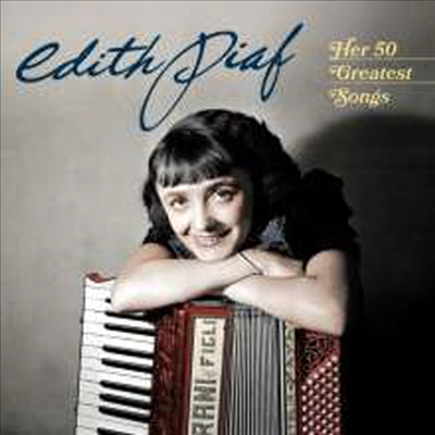 Edith Piaf - Her 50 Greatest Songs (Remastered)(2CD)