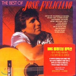 Jose Feliciano - The Best Jose Feliciano (BMG 플래티넘 콜렉션)