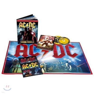 AC/DC - Iron Man 2 (아이언 맨 2) OST (Collector's Edition)