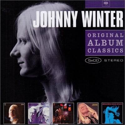 Johnny Winter - Original Album Classics