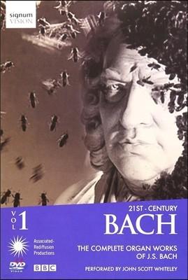John Scott Whiteley 21세기의 바흐 - J.S.바흐의 오르간 작품 1집 (21st Century Bach - Complete Organ Works Volume 1)