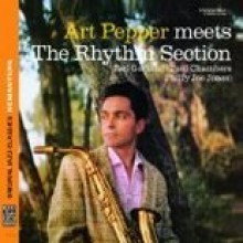 Art Pepper - Meets The Rhythm Section (Original Jazz Classics Remasters)