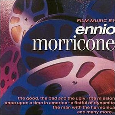 Ennio Morricone - Film Music By Ennio Morricone
