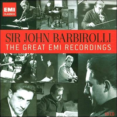 EMI의 대표 녹음집 - 존 바비롤리