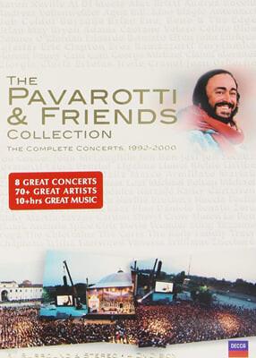 Luciano Pavarotti 파바로티와 친구들 콜렉션 1992-2000