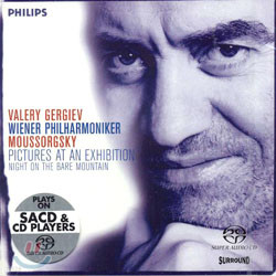 Moussorgsky : Pictures at an Exhibition : Wiener PhilharmonikerㆍWalery Gergiev