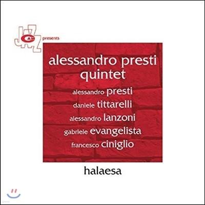 Alessandro Presti Quintet (알레산드로 프레스티 퀸텟) - Halaesa