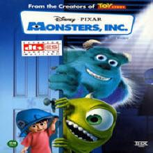 [DVD] 몬스터 주식회사 (Monsters Inc./미개봉)