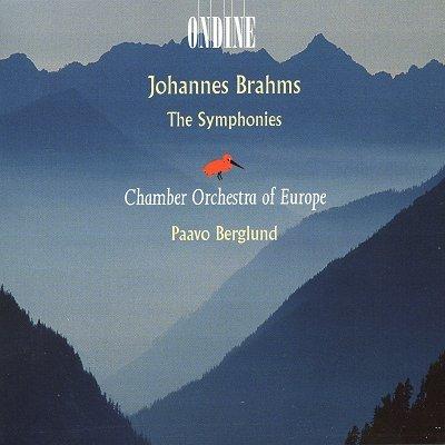 Paavo Berglund 브람스 : 교향곡 전곡집 (Brahms: Symphonies Nos. 1-4) 파보 베르글룬트