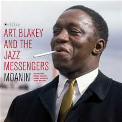 Art Blakey & The Jazz Messengers - Moanin' (Ltd. Ed)(Gatefold)(180G)(LP)