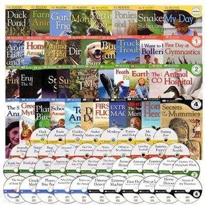 DK Science Readers 41종 Full Package [사은품 41종 CD]