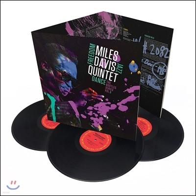 Miles Davis Quintet (마일스 데이비스 퀸텟) - Freedom Jazz Dance: The Bootleg Series Vol. 5 (부트렉 시리즈 5집) [3LP]