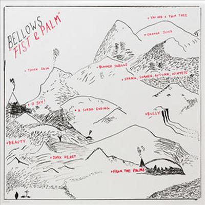 Bellows - Fist & Palm (Colored Vinyl LP+ Digital Download Card)
