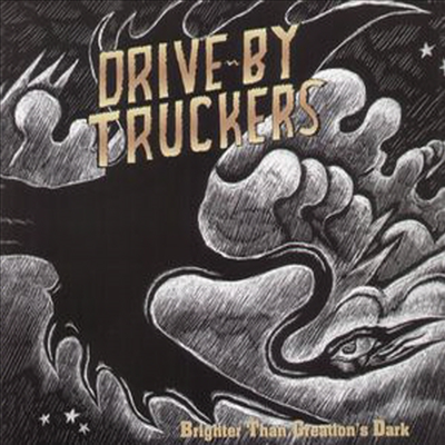 Drive-By Truckers - Brighter Than Creations Dark (180g 2LP)