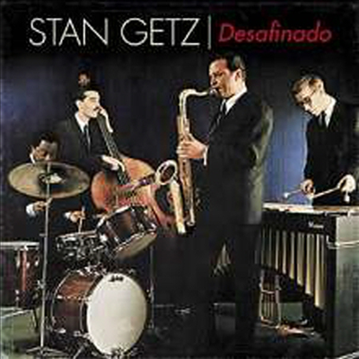Stan Getz - Desafinado (Remastered)(180G)(LP)