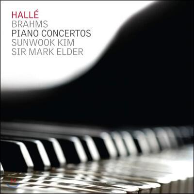 김선욱 / Mark Elder 브람스: 피아노 협주곡 1번, 2번 (Brahms: Piano Concertos Op.15, Op.83)