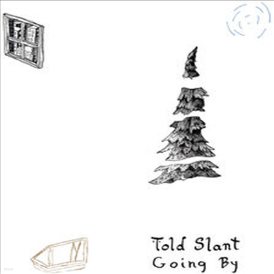 Told Slant - Going By (LP+Download Card)