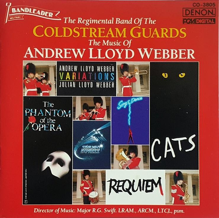 Coldstream Guards - Music of Andrew Lloyd Webber