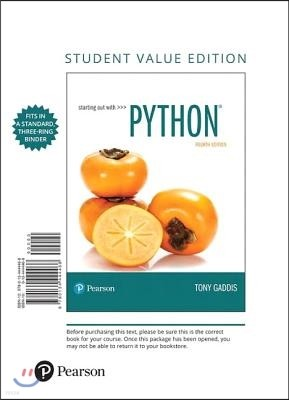 Starting Out with Python