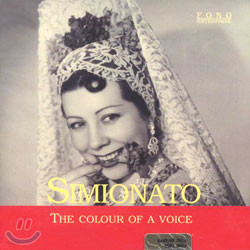 Simionato - The Colour Of A Voice
