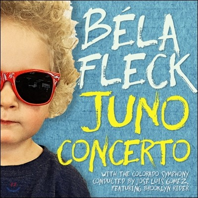 Bela Fleck (벨라 플렉) - Juno Concerto [LP]