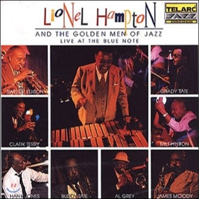Lionel Hampton & Golden Men (라이오넬 햄튼 & 골든 멘) - Live At The Blue Note
