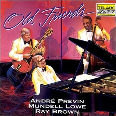 Andre Previn, Mundell Lowe (앙드레 프레빈, 문델 루이) - Old Friends