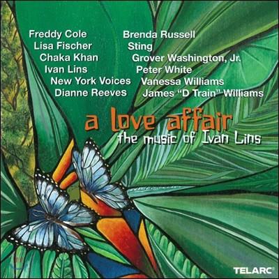 여러 가수가 부르는 이반 리스의 음악 (A Love Affair : The Music of Ivan Lins)