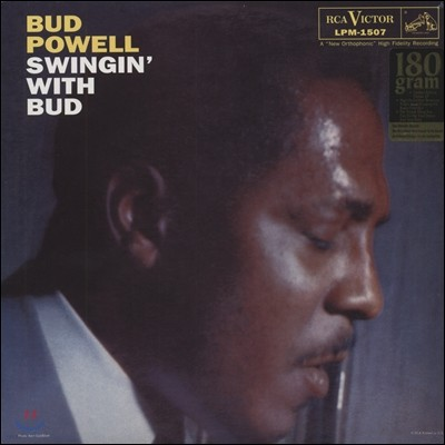 Bud Powell Trio (버드 파웰 트리오) - Swingin' with Bud