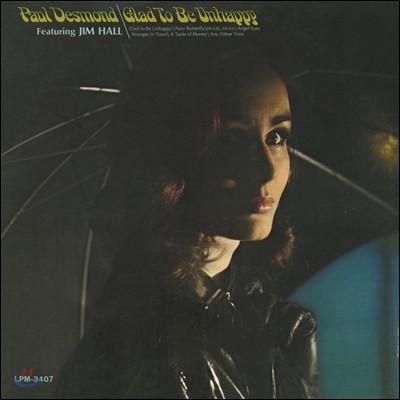 Paul Desmond (폴 데스몬드) - Glad to Be Unhappy [색소폰 연주집]