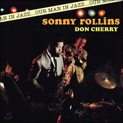 Sonny Rollins (소니 롤린스) - Our Man in Jazz