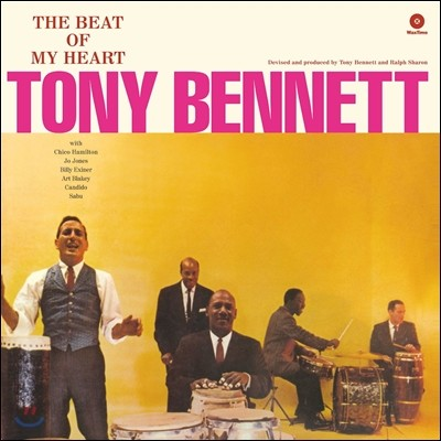 Tony Bennett (토니 베넷) - The Beat of My Heart